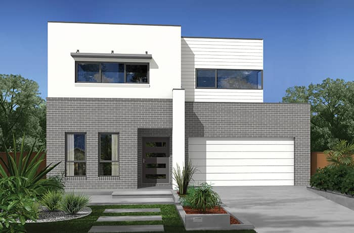 New Custom Home Designs Australia Masterton Homes