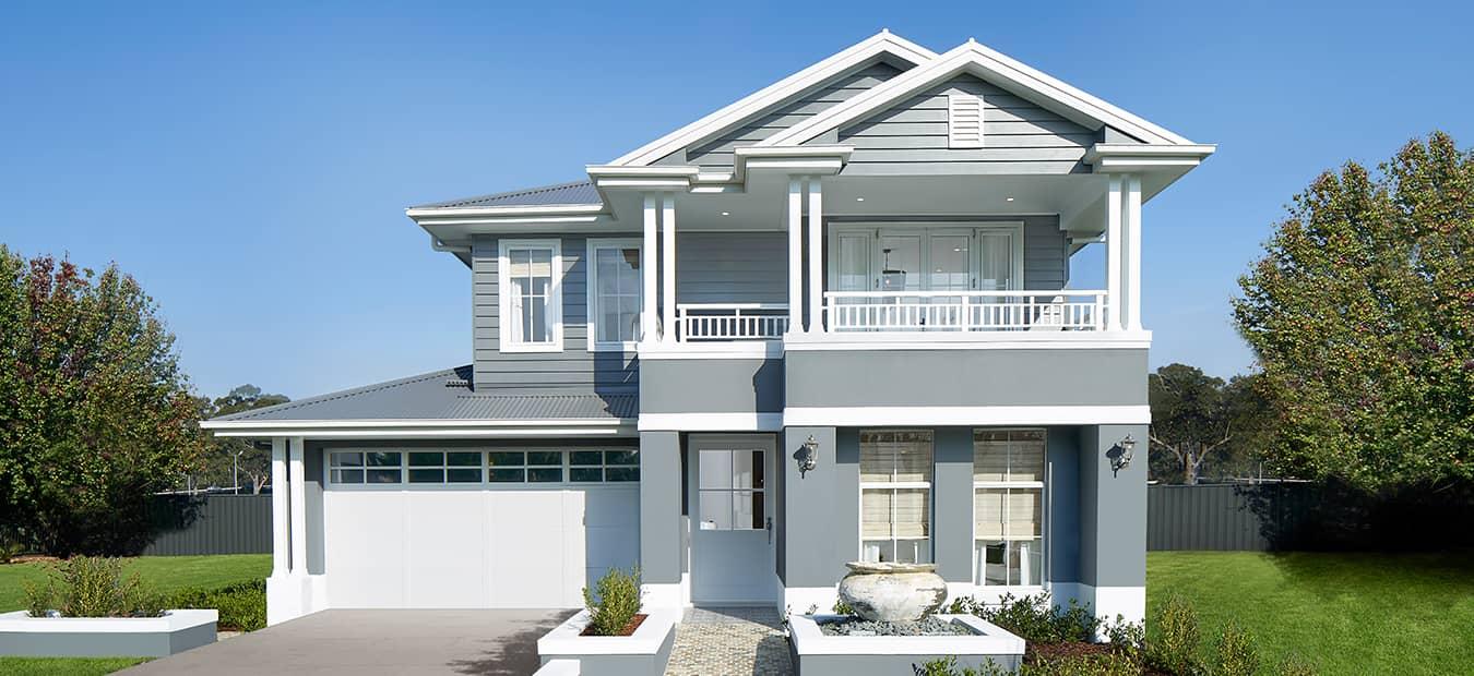 Hamptons Facade