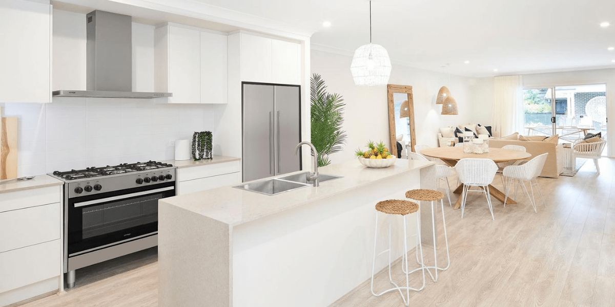 What are the Evolve collection of new homes by Masterton?
