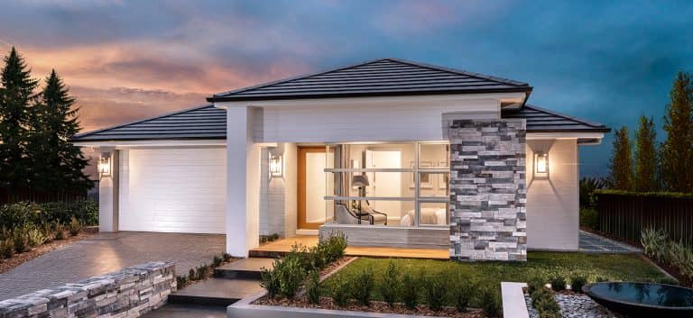 5 ways to pick the custom home façade of your dreams